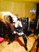 THE GREAT KAT HALLOWEEN MANIAC 10-31-14