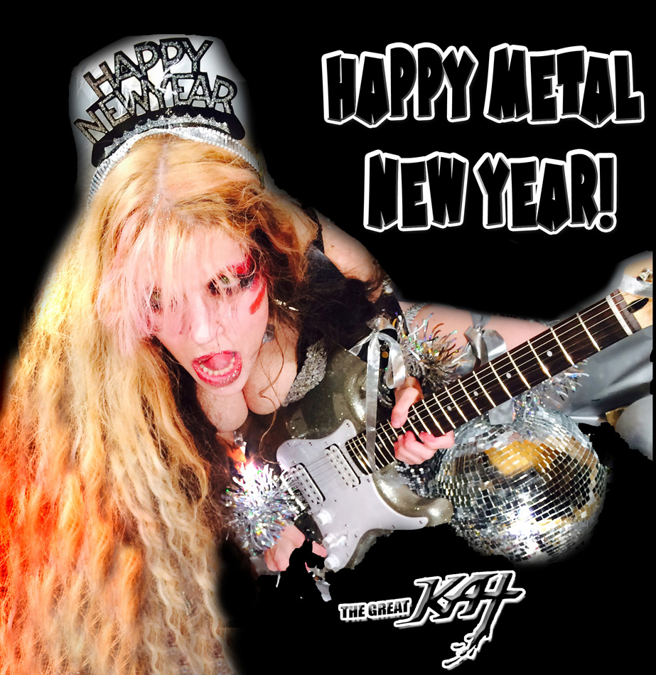 HAPPY METAL NEW YEAR!