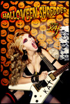 THE GREAT KAT HALLOWEEN SHREDDER!