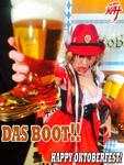 DAS BOOT!! HAPPY OKTOBERFEST!