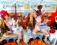 Gitarre / Geige Doppel Virtuosen