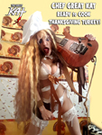CHEF GREAT KAT READY to COOK THANKSGIVING TURKEY!