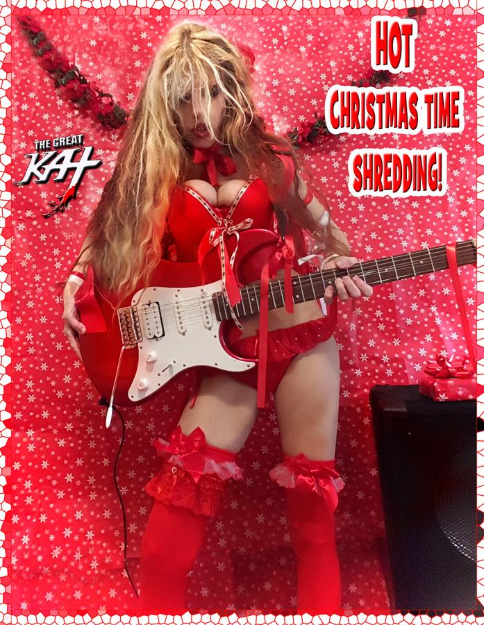 HOT CHRISTMAS TIME SHREDDING!