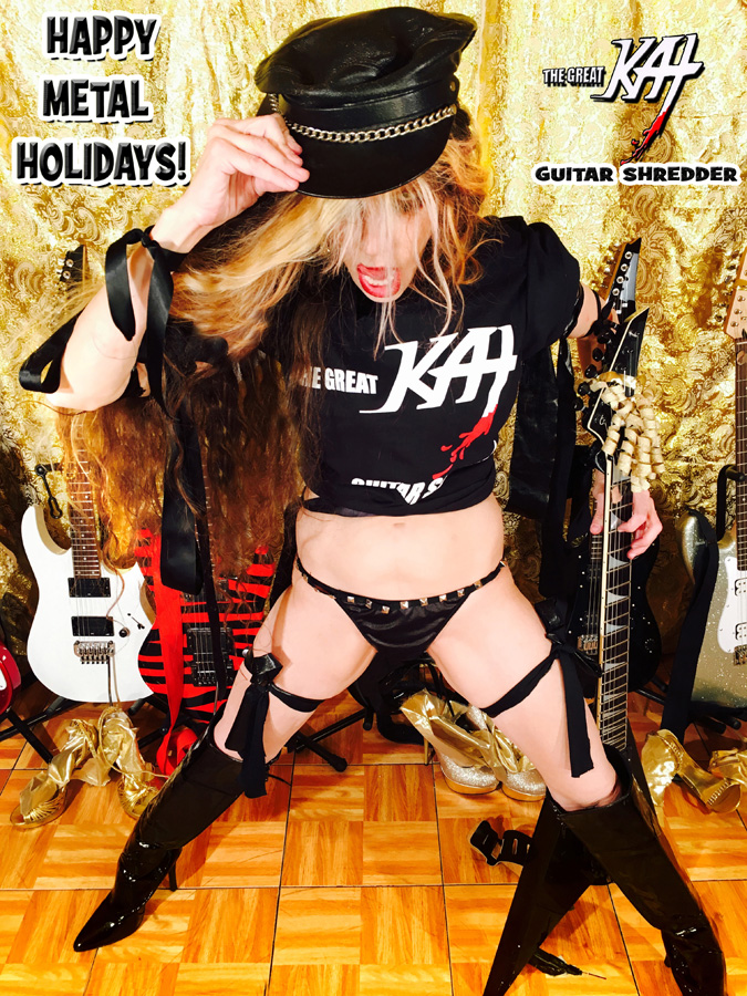 HAPPY METAL HOLIDAYS!