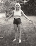 KATHY THOMAS! (Before The Great Kat!) PERSONAL HISTORY PHOTOS!!