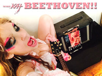 THE GREAT KAT THRASHES BEETHOVEN!