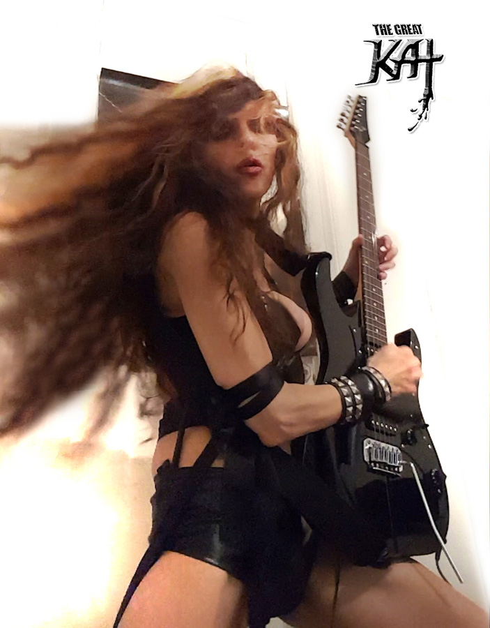 KITTY KAT SHREDS IN NYC!!