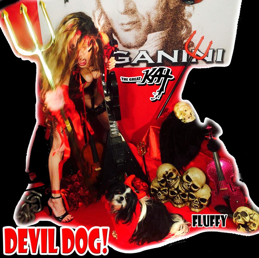 DEVIL DOG!
