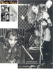 NORDIC VISION MAGAZINE FEATURES THE GREAT KAT GUITAR DOMINATRIX POSTER!