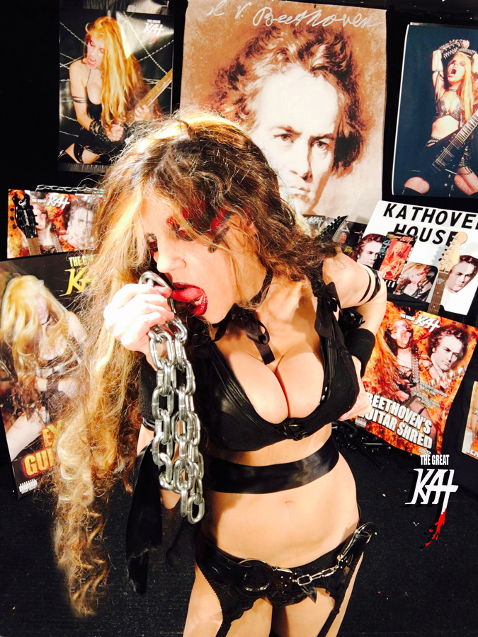 Just did a HOT SHREDDING GREAT KAT Radio Interview with DUSTIN WILMES on THE FIVE COUNT on KMSU 89.7 FM Mankato Minnesota http://thefivecount.com/about-us/ !!