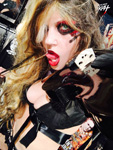 SEXY #VIOLIN #MISTRESS! From GREAT KAT HOT RADIO INTERVIEWS PHOTOS!