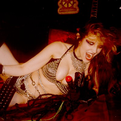 "The Great Kat ""ROSSINI'S RAPE"" CD Photos"