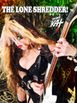 """""""THE LONE SHREDDER"""" AND """"THE SHREDDER OF SEVILLE"""" MUSIC VIDEO by THE GREAT KAT!"""