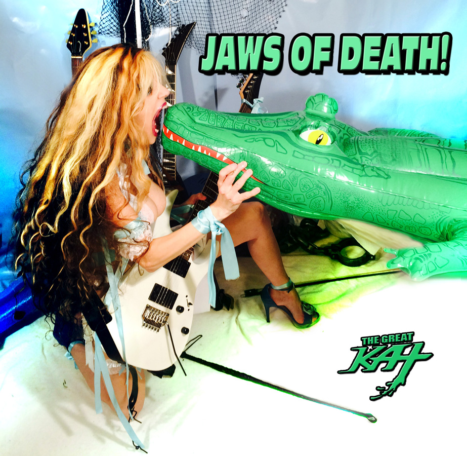JAWS OF DEATH!