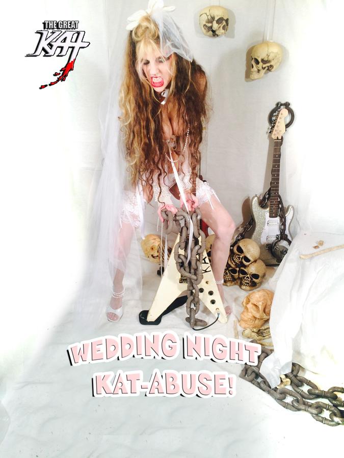 WEDDING NIGHT KAT-ABUSE!