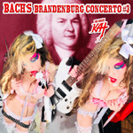 "BACH'S ""BRANDENBURG CONCERTO #3"" SINGLE"