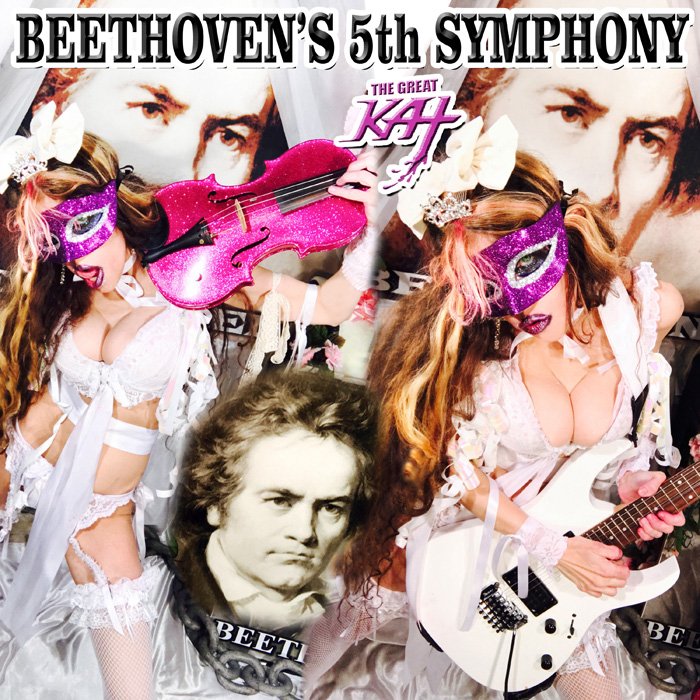 BEETHOVEN'S 5THSYMPHONY SINGLE!