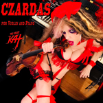 "NEW ""CZARDAS"" for Violin and Piano Single World Premiere on iTunes!"
