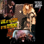 LIVE AT THE EXPO OF THE EXTREME SINGLE!