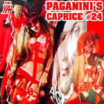 "iTUNES PREMIERES PAGANINI'S CAPRICE #24 SINGLE by THE GREAT KAT - the ONLY GUITAR/VIOLIN DOUBLE VIRTUOSO since PAGANINI! Listen at https://itunes.apple.com/us/album/paganinis-caprice-24-single/1361225062  ""The Great Kat slices and dices the Paganini composition with precision on guitar but she also plays a violin part that makes Charlie Daniels' fiddle-off with the devil on 'The Devil Went Down to Georgia' look like a molasses-dripping contest."" - AntiMusic"