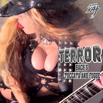 TERROR - BACH'S TOCCATA AND FUGUE SINGLE!