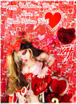 Happy Valentine�s Day! Love, Shred Goddess Kat!