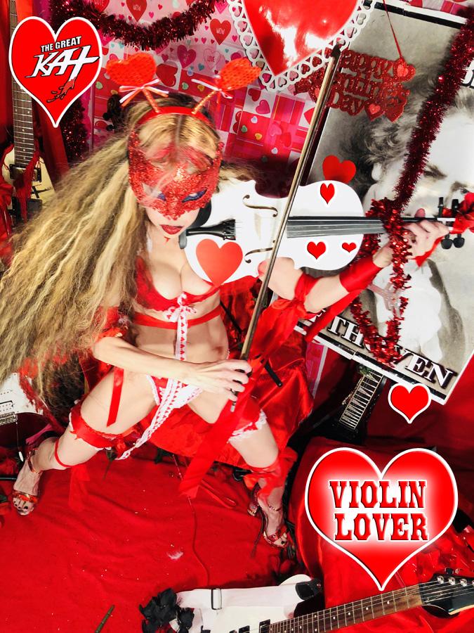 VIOLIN LOVER!
