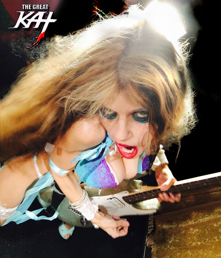 """HOT GODDESS SHREDS!! at """"ROUND OF THE GOBLINS""""! SNEAK PEAK FROM NEW DVD!"""