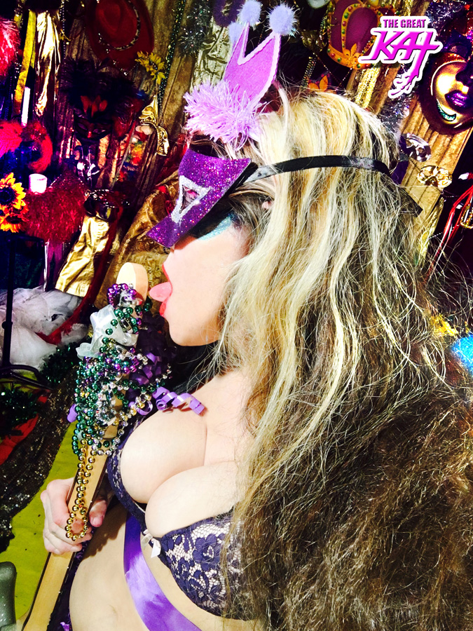 """HOT CARNIVAL!!! from BAZZINI'S """"THE ROUND OF THE GOBLINS"""" NEW GREAT KAT MUSIC VIDEO!"""