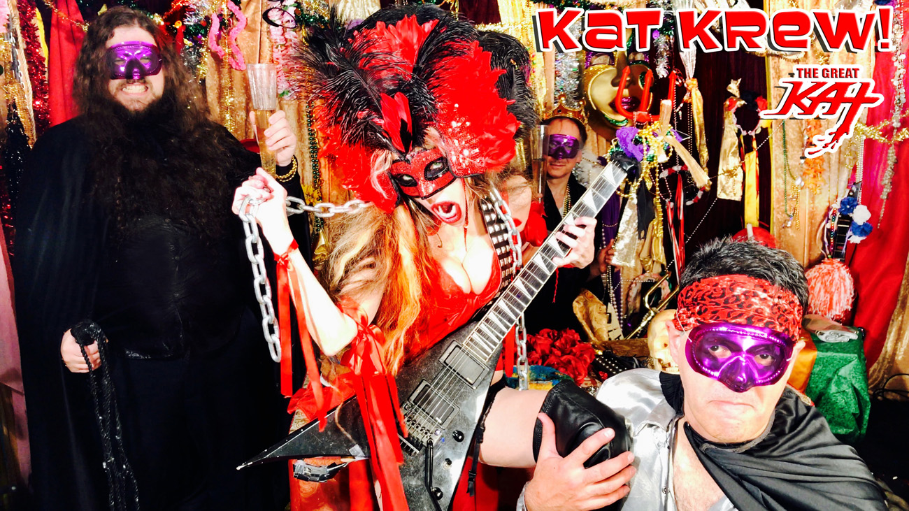 """KAT KREW! from BAZZINI'S """"THE ROUND OF THE GOBLINS"""" NEW GREAT KAT MUSIC VIDEO!"""