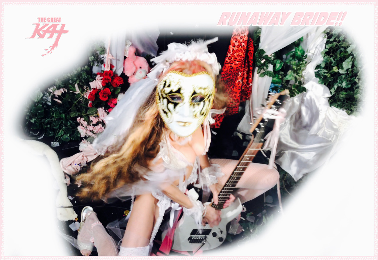 """RUNAWAY BRIDE!! from BAZZINI'S """"THE ROUND OF THE GOBLINS"""" NEW GREAT KAT MUSIC VIDEO!"""