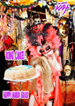 "KING CAKE! HAPPY MARDI GRAS!! from BAZZINI'S ""THE ROUND OF THE GOBLINS"" NEW GREAT KAT MUSIC VIDEO!"