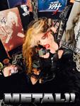 METAL!! NEW GREAT KAT DVD PHOTO!