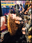 VIOLINIST GREAT KAT SHREDS BEETHOVEN! NEW GREAT KAT DVD PHOTO!! NEW GREAT KAT DVD PHOTO!