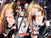VICIOUS DOUBLE VIRTUOSO!! NEW GREAT KAT DVD PHOTO!