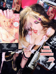 CUTE, LOVABLE, ADORABLE ! NEW GREAT KAT CD PHOTO!