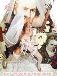 HOT WEDDING SHREDDER!! NEW GREAT KAT DVD PHOTO!