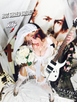HOT SHRED BRIDE!! NEW GREAT KAT DVD PHOTO!