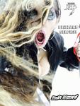 "BLIZZARD SELFIE!! Goddess Shreds in Stella Blizzard 2017! THE GREAT KAT SHREDS SARASATE'S ""CARMEN FANTASY"""