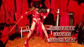 The Great Kat's SARASATE'S CARMEN FANTASY!
