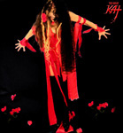 "GYPSY CARMEN! The Great Kat's SARASATE'S ""CARMEN FANTASY"" MUSIC VIDEO!"