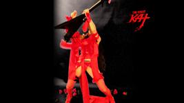 "GUITAR GODDESS!!! The Great Kat's SARASATE'S ""CARMEN FANTASY"" MUSIC VIDEO!!"