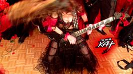 "SHREDDING SENORITA!! The Great Kat's SARASATE'S ""CARMEN FANTASY"" MUSIC VIDEO!"