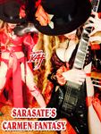 "The Great Kat's SARASATE'S ""CARMEN FANTASY"" MUSIC VIDEO!"