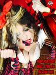 "NAUGHTY VIOLIN STUDENT BREAKS a D STRING on her 1850 GERMAN VIOLIN! The Great Kat SHREDS SARASATE'S ""CARMEN FANTASY"""
