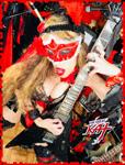 SEXY CZARDAS SHREDDER! NEW GREAT KAT CD PHOTO!