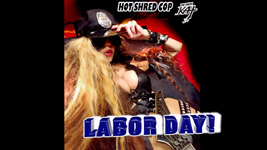 """THE GREAT KAT'S """"TOP 20 HOT SHRED HOLIDAYS!"""" """"LABOR DAY!!"""" From The Great Kat's NEW DVD!!!!"""