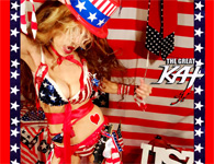 """THE GREAT KAT'S """"TOP 20 HOT SHRED HOLIDAYS!"""" 4TH OF JULY!! From The Great Kat's NEW DVD!!!"""