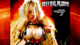 """THE GREAT KAT'S """"TOP 20 HOT SHRED HOLIDAYS!"""" """"SEXY EVIL PILGRIM!"""" From The Great Kat's NEW DVD!!!!"""