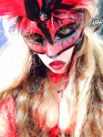 MASKED GYPSY KAT! SNEAK PEEK from NEW DVD!